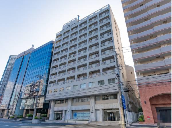 ビッグターミナル横浜駅徒歩6分!都市機能の利便を享受する好立地マンション。